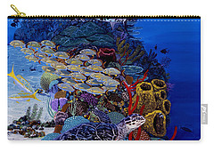 Reefs Edge Re0025 Carry-all Pouch by Carey Chen