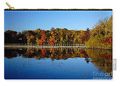 Refection Fall In Prior Lake Mn Carry-all Pouch