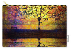 Reflected Dreams Carry-all Pouch