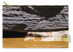 Reflected Formations Carry-all Pouch
