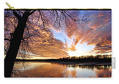 Reflected Glory Carry-all Pouch by Cricket Hackmann