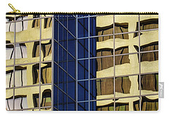 Reflecting Architecture  Carry-all Pouch