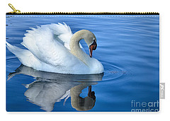 Reflecting Carry-all Pouch by Deb Halloran
