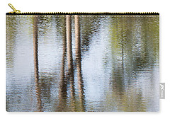 Reflection Abstract Carry-all Pouch