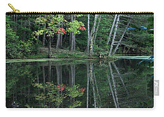 Reflection Carry-all Pouch by Bruce Patrick Smith
