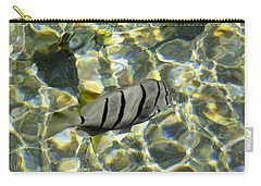 Reflection Fish Carry-all Pouch