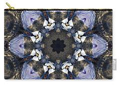 Reflection - Kaleidoscope Art Carry-all Pouch