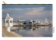 Carry-all Pouch featuring the photograph Reflection by Leticia Latocki