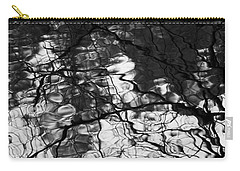 Carry-all Pouch featuring the photograph Reflection by Yulia Kazansky