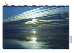 Carry-all Pouch featuring the photograph Reflections by Barbara St Jean