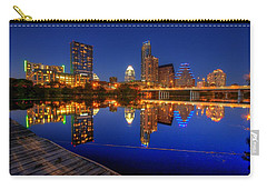 Reflections Carry-all Pouch by Dave Files