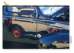 Carry-all Pouch featuring the photograph Reflections by Joe Kozlowski