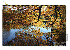 Reflections Carry-all Pouch by John Telfer