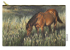 Carry-all Pouch featuring the painting Reflections by Kim Lockman