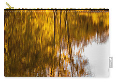Reflections Of Autumn Carry-all Pouch