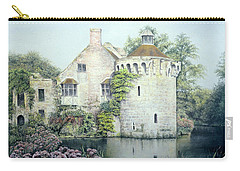 Reflections Of England Carry-all Pouch by Rosemary Colyer