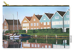 Carry-all Pouch featuring the painting Reflections Of Holland by Lynne Reichhart