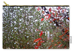 Reflections Of Rain Carry-all Pouch