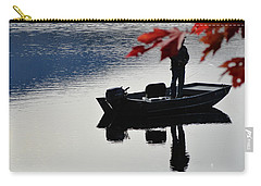 Reflections On Fishing Carry-all Pouch