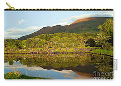 Reflections On Loch Etive Carry-all Pouch