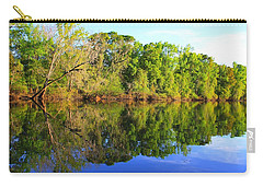 Reflections On The River Carry-all Pouch