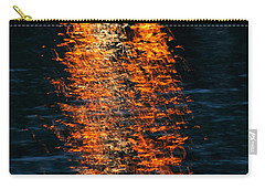 Reflections Carry-all Pouch by Pamela Walton