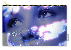 Reflective Carry-all Pouch by Richard Thomas