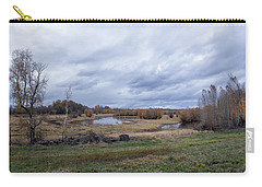 Refuge No 1 Carry-all Pouch by Belinda Greb