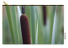 Regal American Cattails Carry-all Pouch