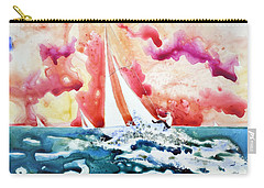 Regatta Carry-all Pouch by Joan Hartenstein