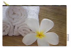 Relax At The Spa Carry-all Pouch