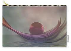 Carry-all Pouch featuring the digital art Relax by Gabiw Art