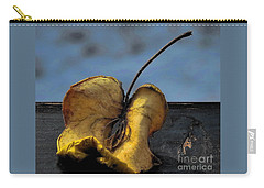 What's Left Over... Carry-all Pouch by Marija Djedovic