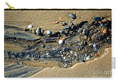 Carry-all Pouch featuring the photograph Remants by Christiane Hellner-OBrien