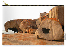 Remarkable Rocks Carry-all Pouch