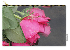 Carry-all Pouch featuring the photograph Remember by Tiffany Erdman