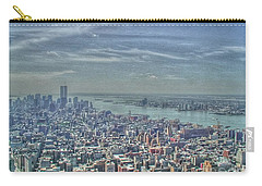 New York Remembering 9/11 Carry-all Pouch