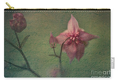 Carry-all Pouch featuring the photograph Reminiscences  by Liz  Alderdice