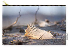 Remnants Of Icarus Carry-all Pouch by Bill Pevlor