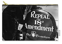 Repeal The 18th Amendment Carry-all Pouch by Jon Neidert
