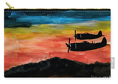 Republic P-47 Thunderbolts Carry-all Pouch