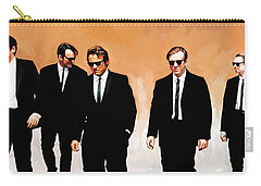 Reservoir Dogs Movie Artwork 1 Carry-all Pouch