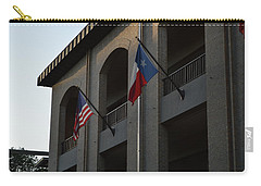 Carry-all Pouch featuring the photograph Respect by Shawn Marlow