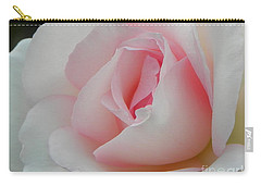 Carry-all Pouch featuring the photograph Resplendent by Deb Halloran