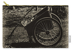 Carry-all Pouch featuring the photograph Rest Awhile by Mark Myhaver