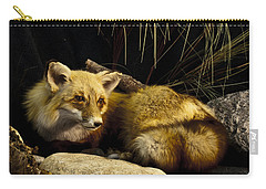 Resting Fox Carry-all Pouch