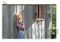 Carry-all Pouch featuring the photograph Resting by Gordon Elwell