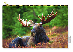 Resting In Peace Carry-all Pouch