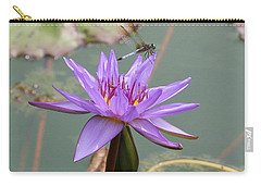 Resting Time Carry-all Pouch by Karen Silvestri