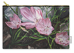Resurrection Lilies Carry-all Pouch